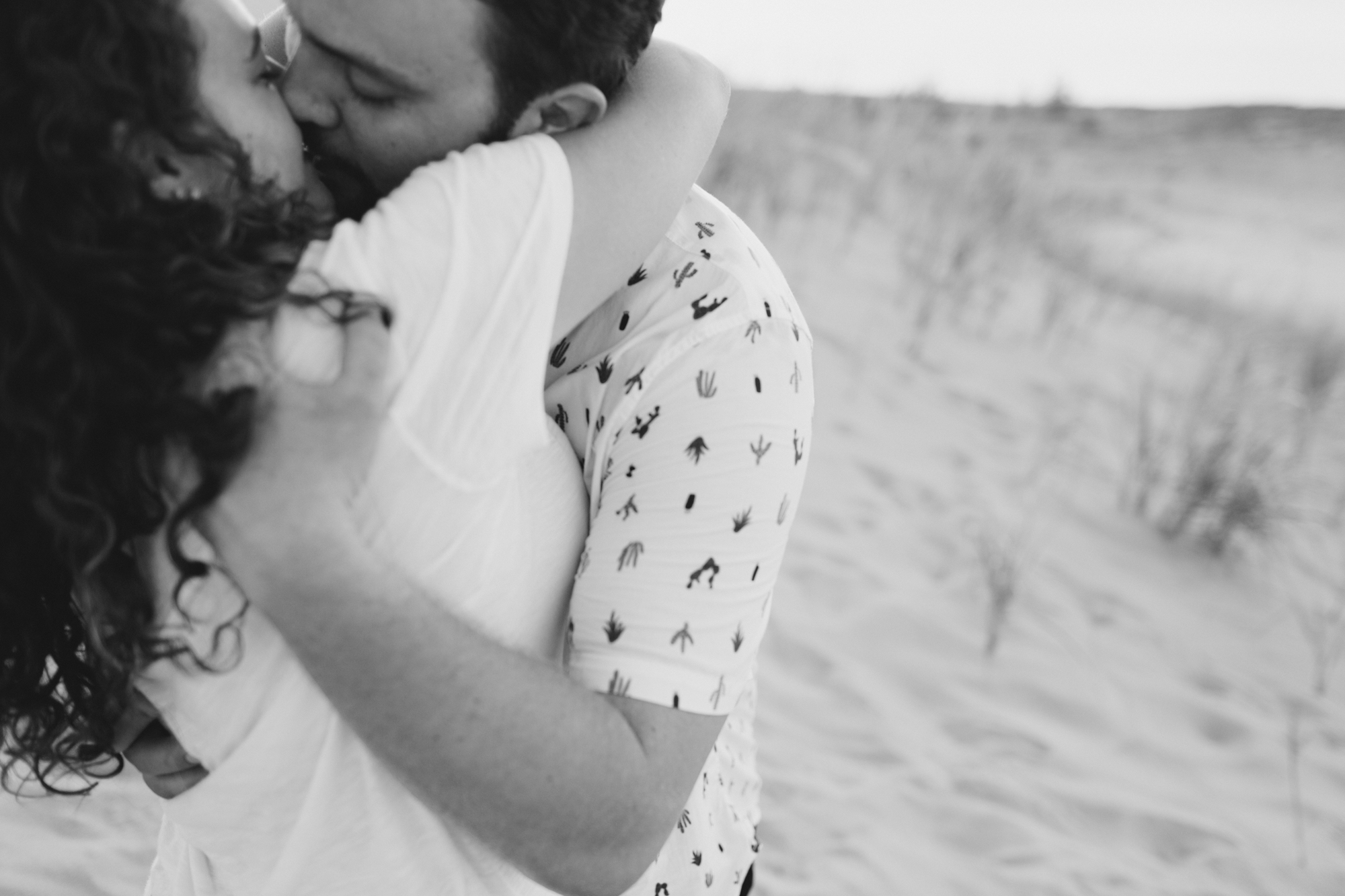 Northern Michigan Sleeping Bear Dunes Wedding Engagement Photographer Mae Stier-022.jpg