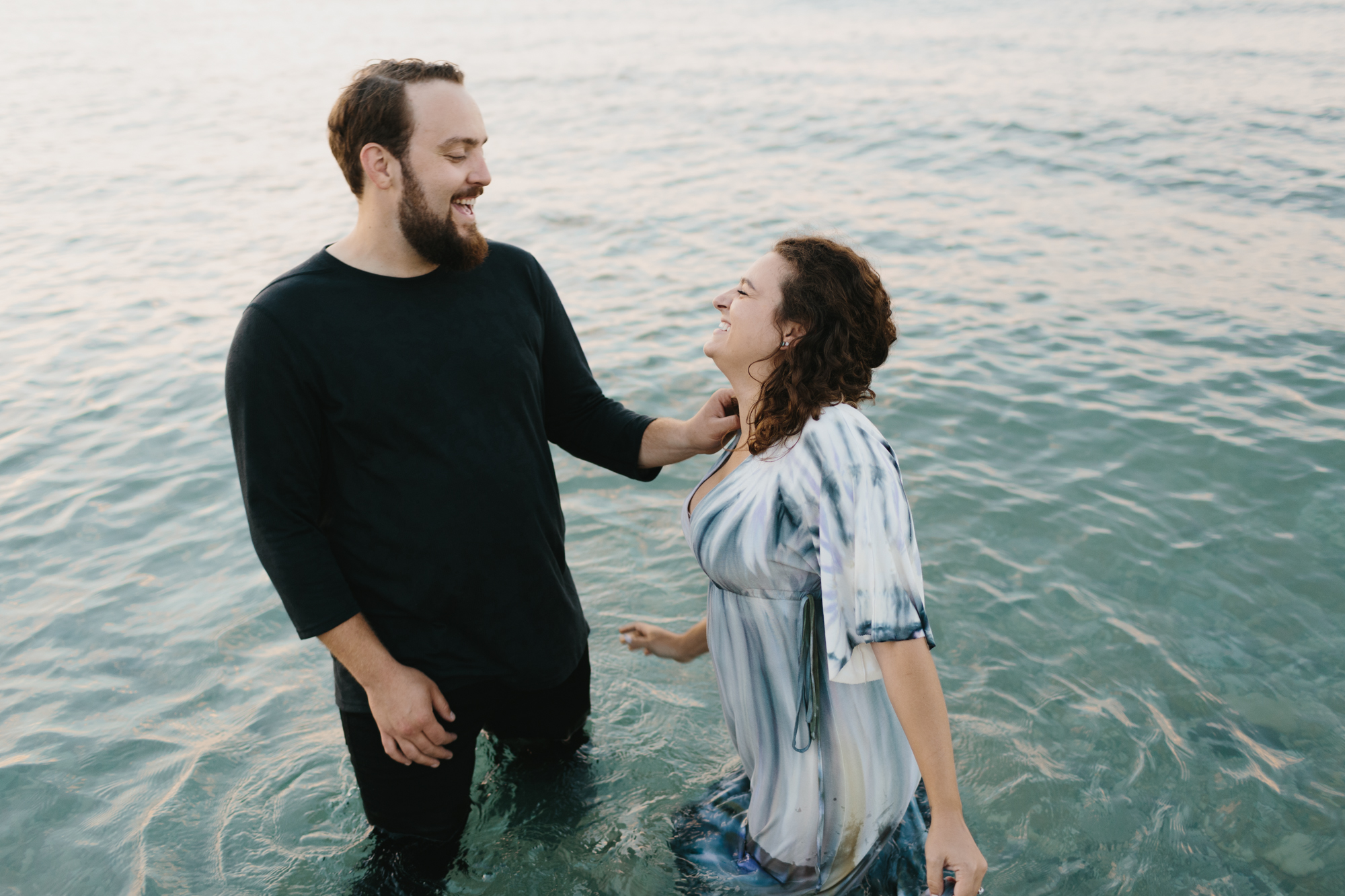 Northern Michigan Sleeping Bear Dunes Wedding Engagement Photographer Mae Stier-041.jpg