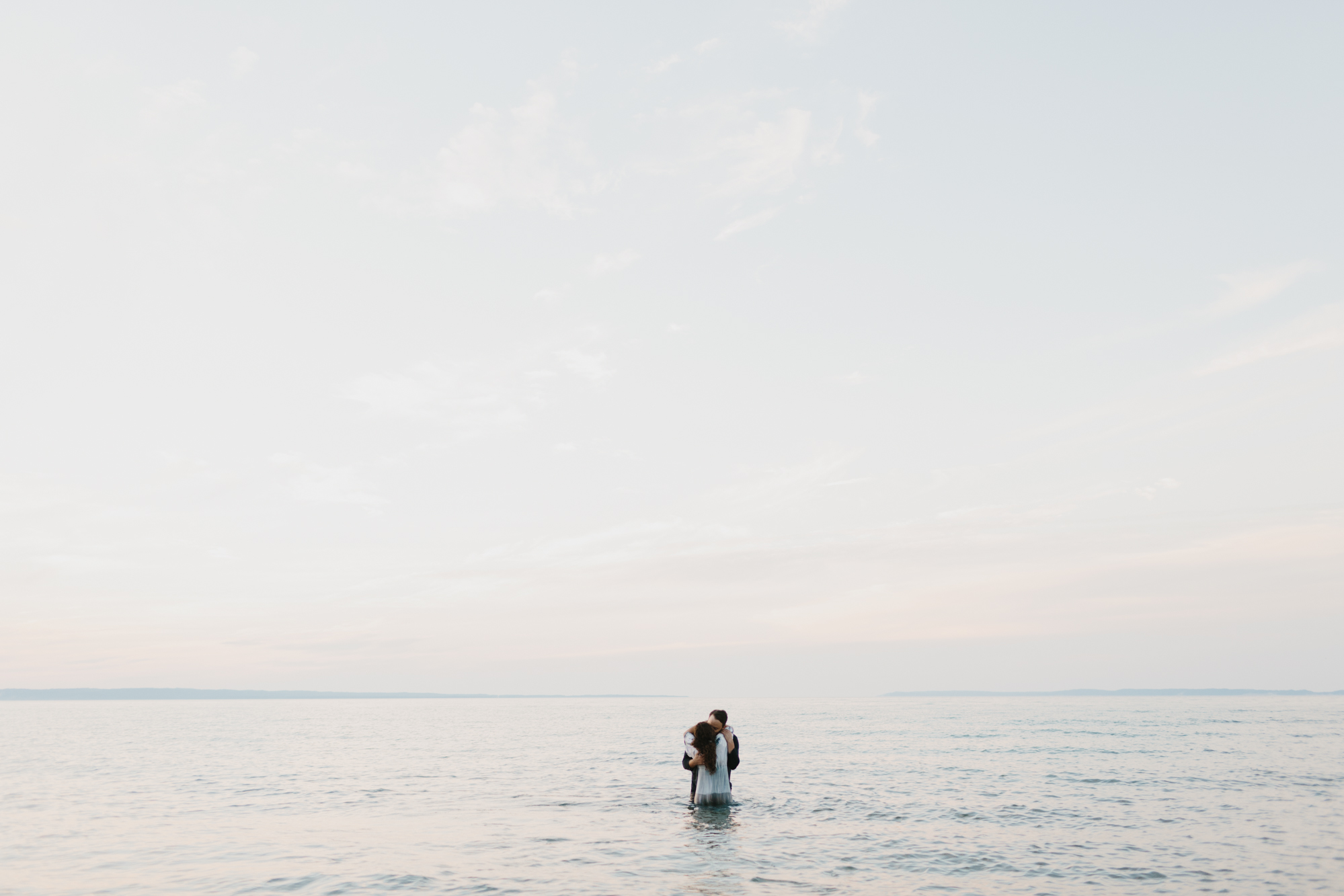 Northern Michigan Sleeping Bear Dunes Wedding Engagement Photographer Mae Stier-044.jpg
