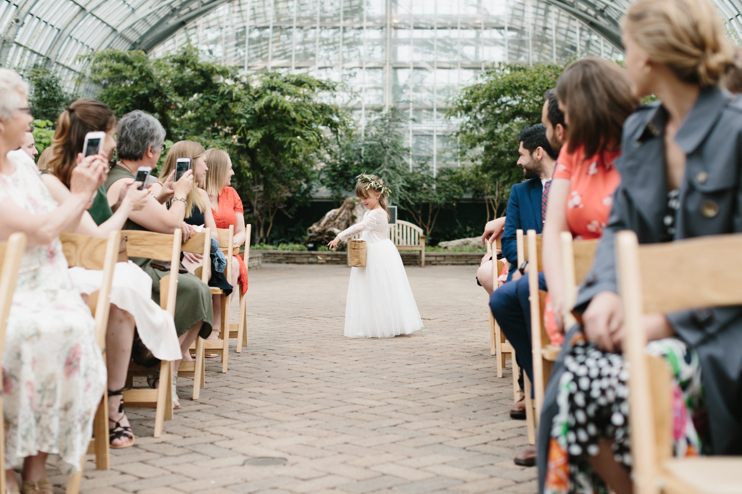 Chicago Garfield Park Conservatory Wedding by Northern Michigan Photographer Mae Stier-056.jpg