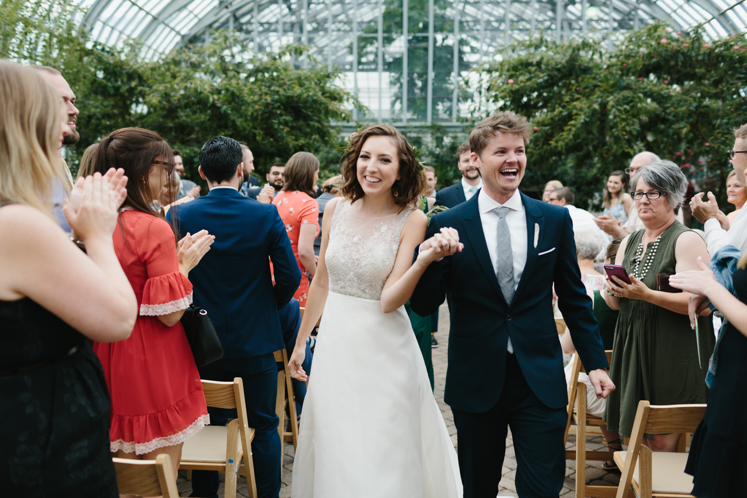 Chicago Garfield Park Conservatory Wedding by Northern Michigan Photographer Mae Stier-067.jpg