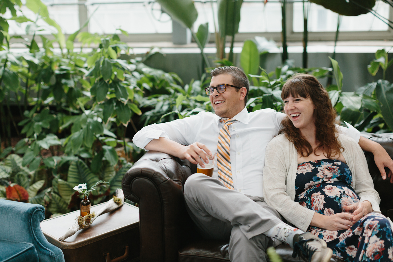 Chicago Garfield Park Conservatory Wedding by Northern Michigan Photographer Mae Stier-073.jpg