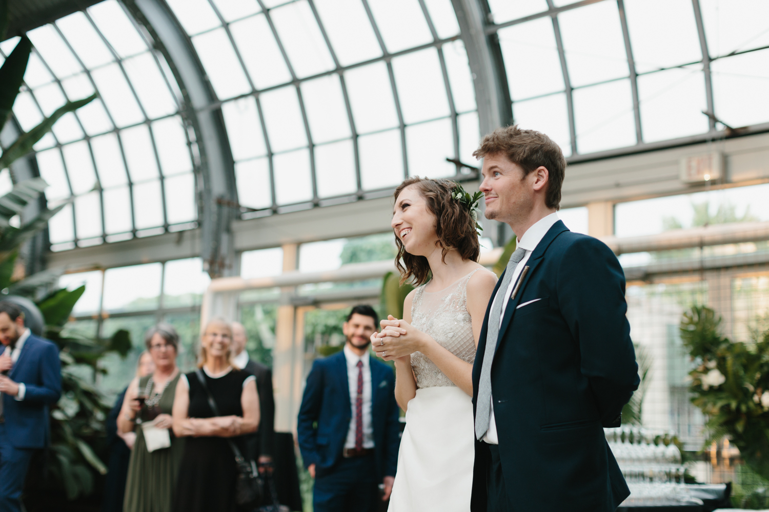 Chicago Garfield Park Conservatory Wedding by Northern Michigan Photographer Mae Stier-075.jpg