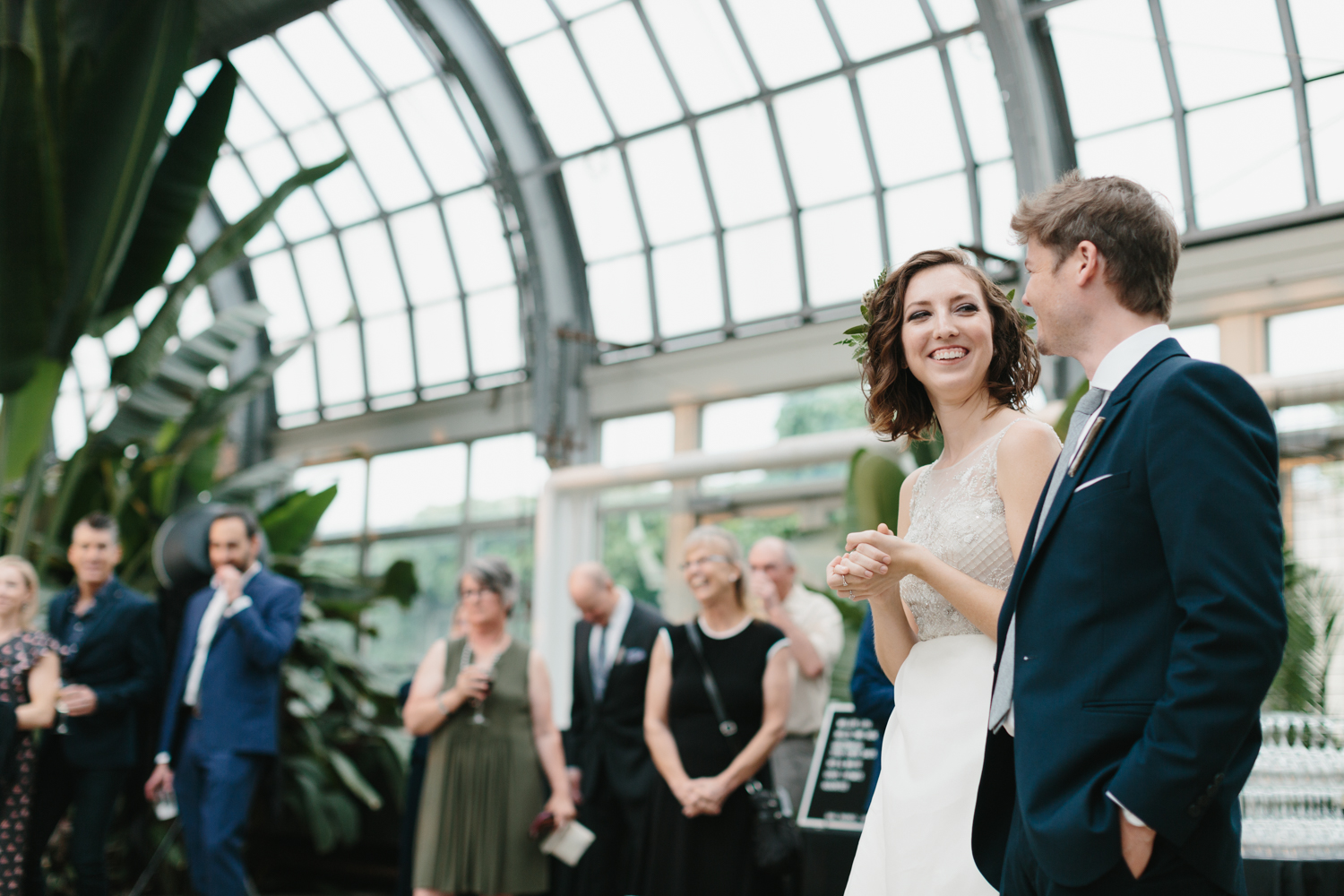 Chicago Garfield Park Conservatory Wedding by Northern Michigan Photographer Mae Stier-076.jpg