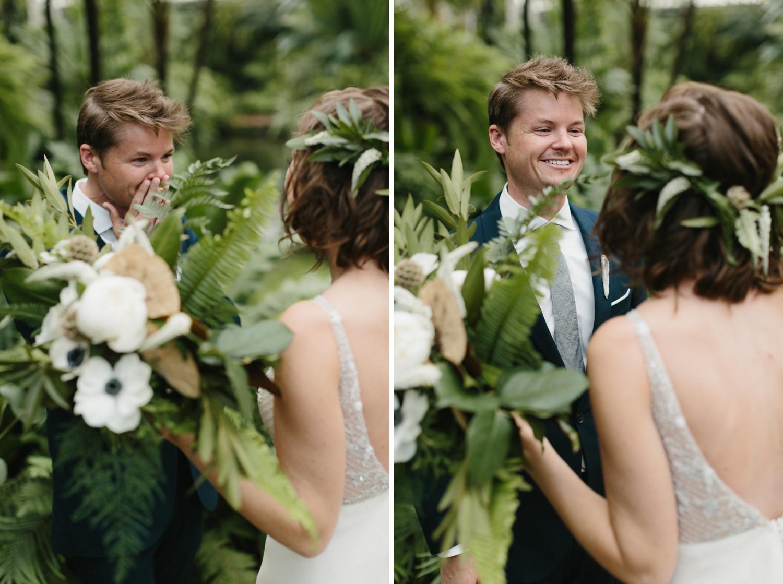 Chicago Garfield Park Conservatory Wedding by Northern Michigan Photographer Mae Stier-004.jpg