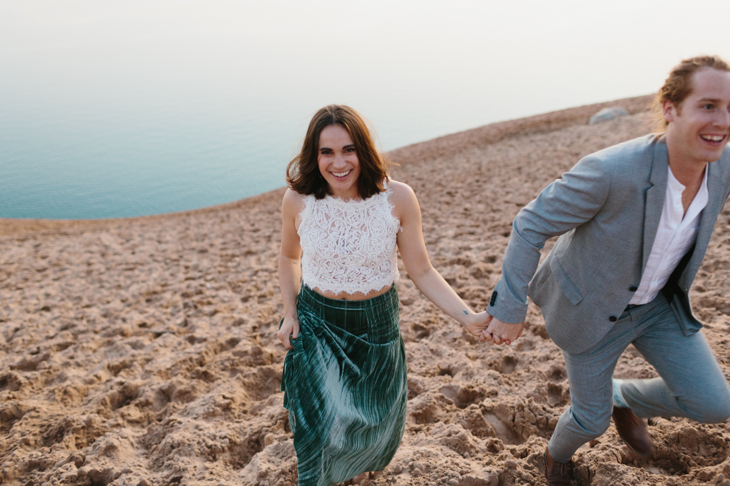 Sleeping Bear Dunes Elopement Wedding Photography by Mae Stier Northern Michigan Photographer-035.jpg