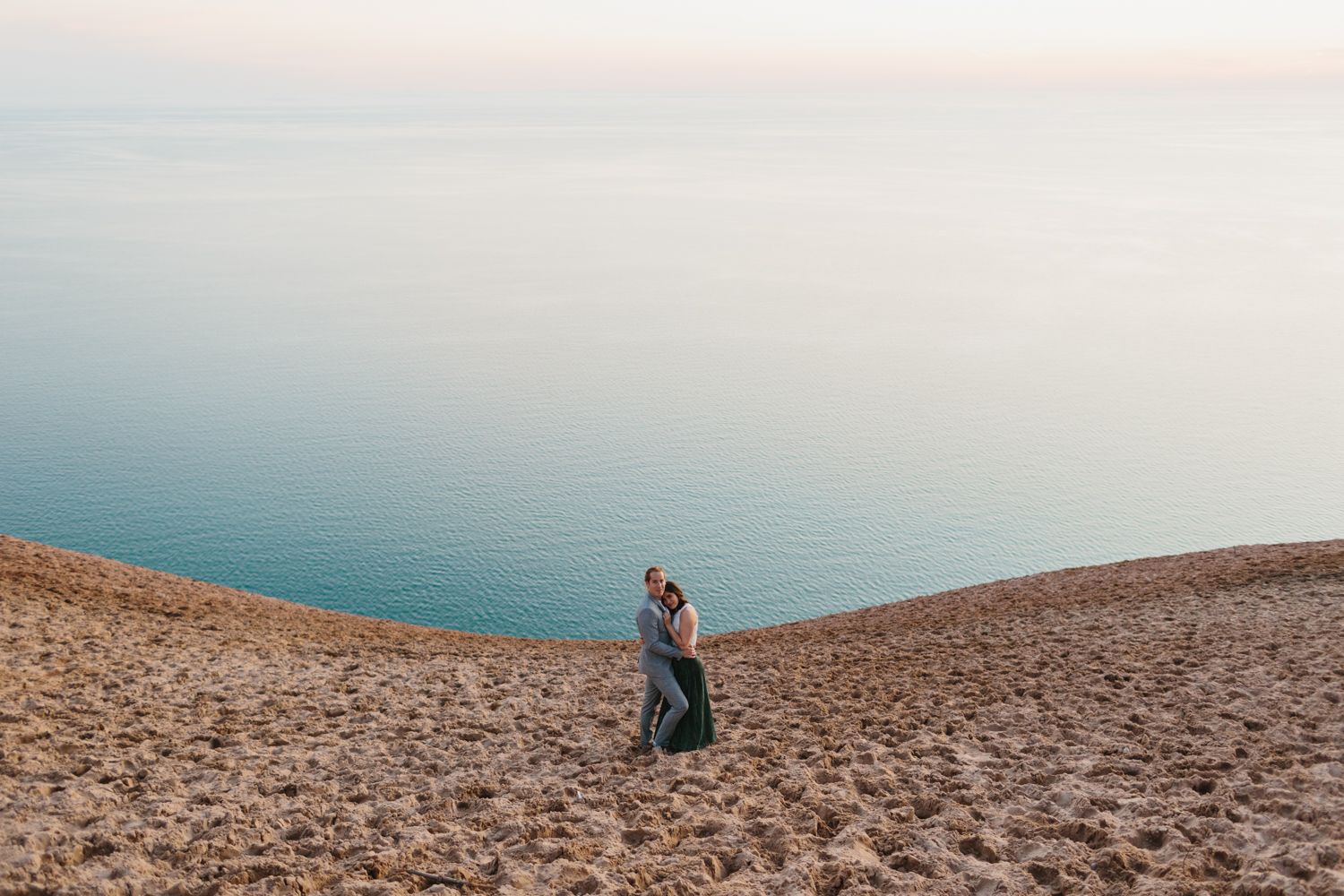 Sleeping Bear Dunes Elopement Wedding Photography by Mae Stier Northern Michigan Photographer-034.jpg