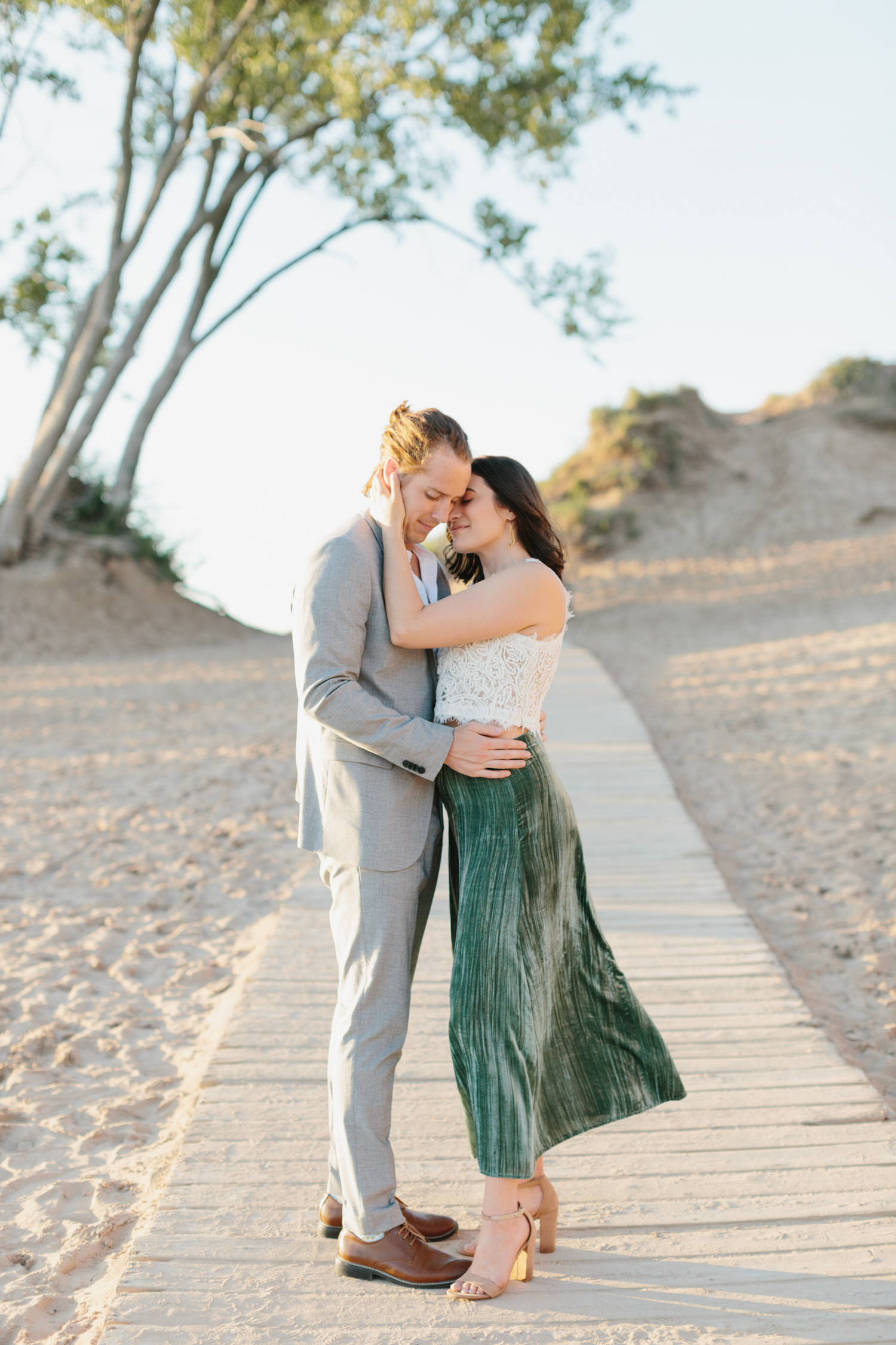 Sleeping Bear Dunes Elopement Wedding Photography by Mae Stier Northern Michigan Photographer-011.jpg