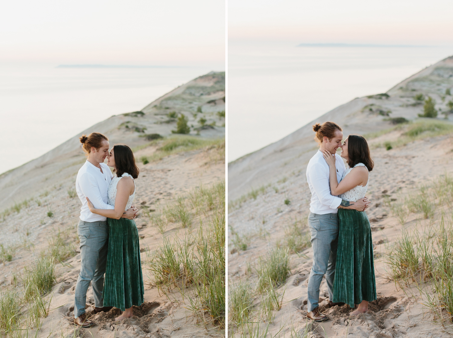 Sleeping Bear Dunes Elopement Photography Northern Michigan Wedding Photographer Mae Stier-041.jpg