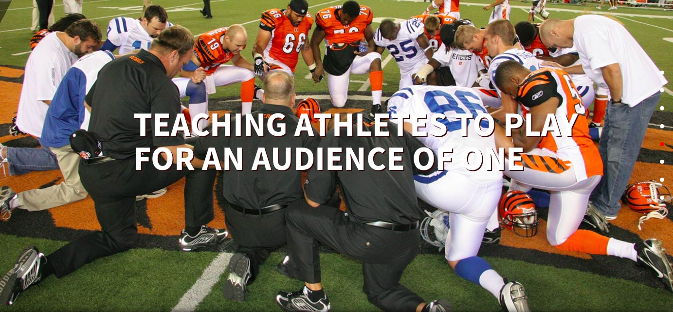 """Athletes in Action is a global initiative that utilizes the platform of sports to create  """"Spiritual Movements Everywhere"""""""
