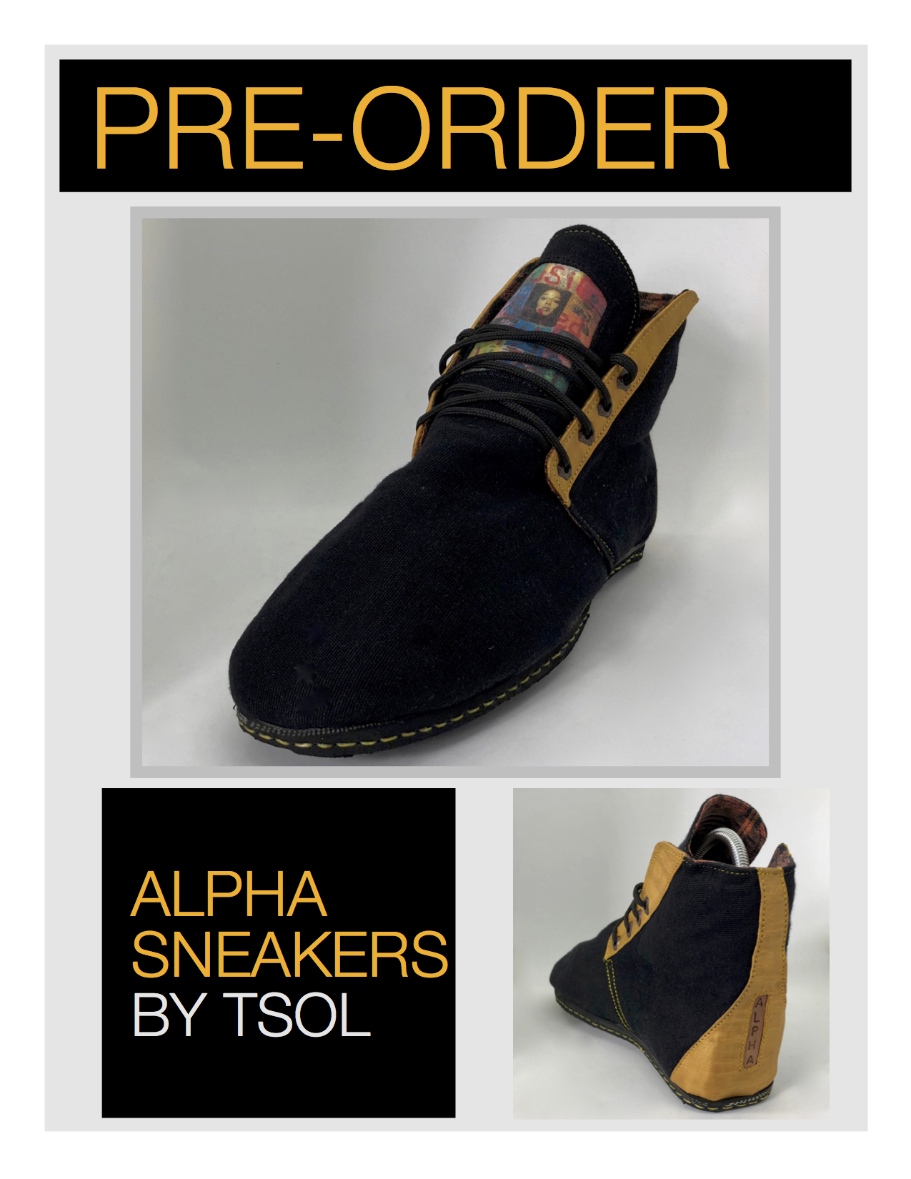 ALPHA Fraternity Sneakers by tsoL apparel - STEP IN COMFORTtsoL apparel's Tribute Series