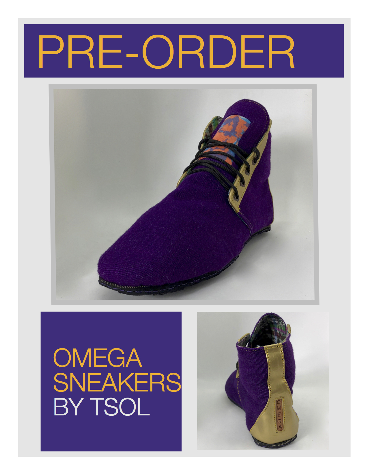 OMEGA Fraternity Sneakers by tsoL apparel - STEP IN COMFORTtsoL apparel's Tribute Series