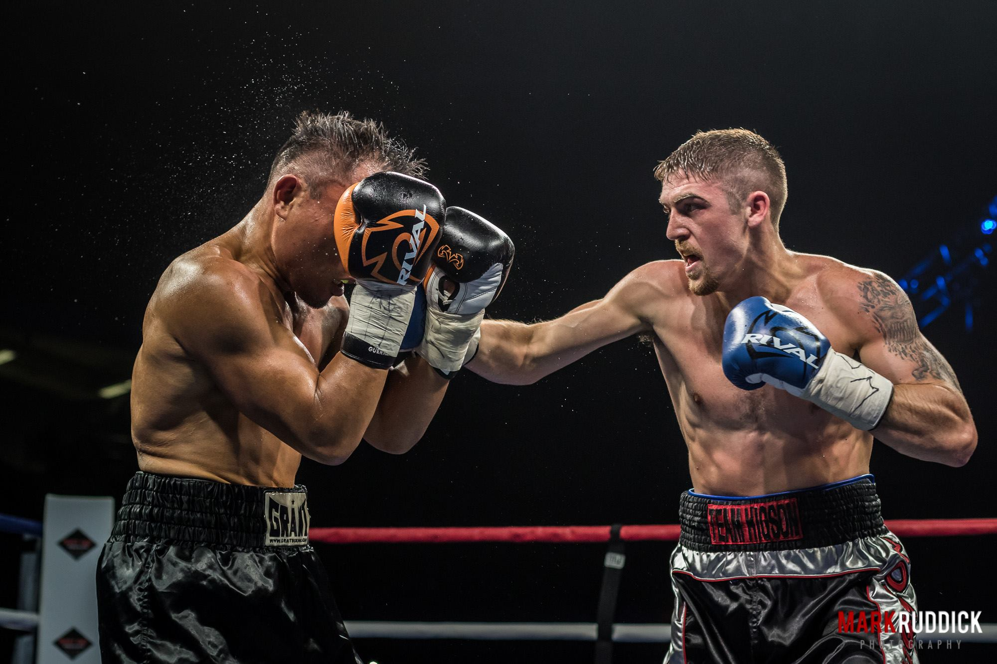 A picture from fight #295 - United Boxing Promotions - May 2016