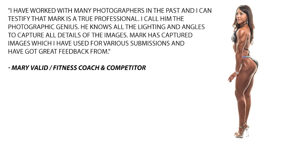 I have worked with many photographers in the past and I can testify that Mark is a true professional. I call him the photographic genius. He knows all the lighting and angles to capture all details of the images. Mark has captured images which I have used for various submissions and have got great feedback from.
