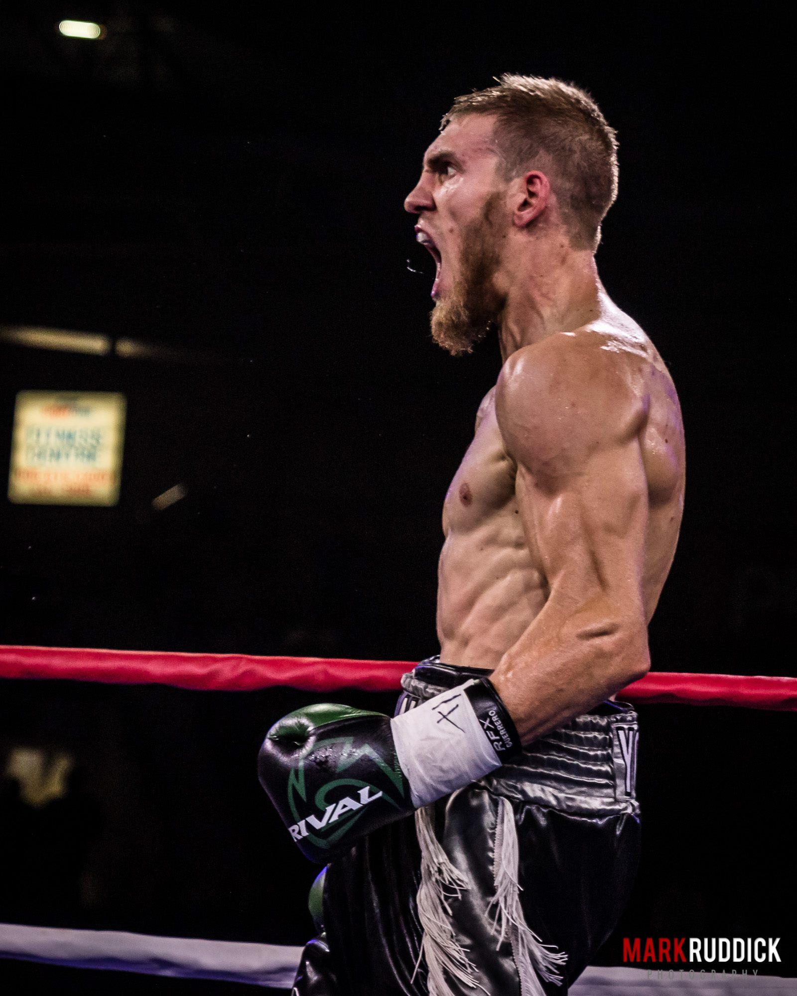 Ryan Young - NCC Canadian Champion