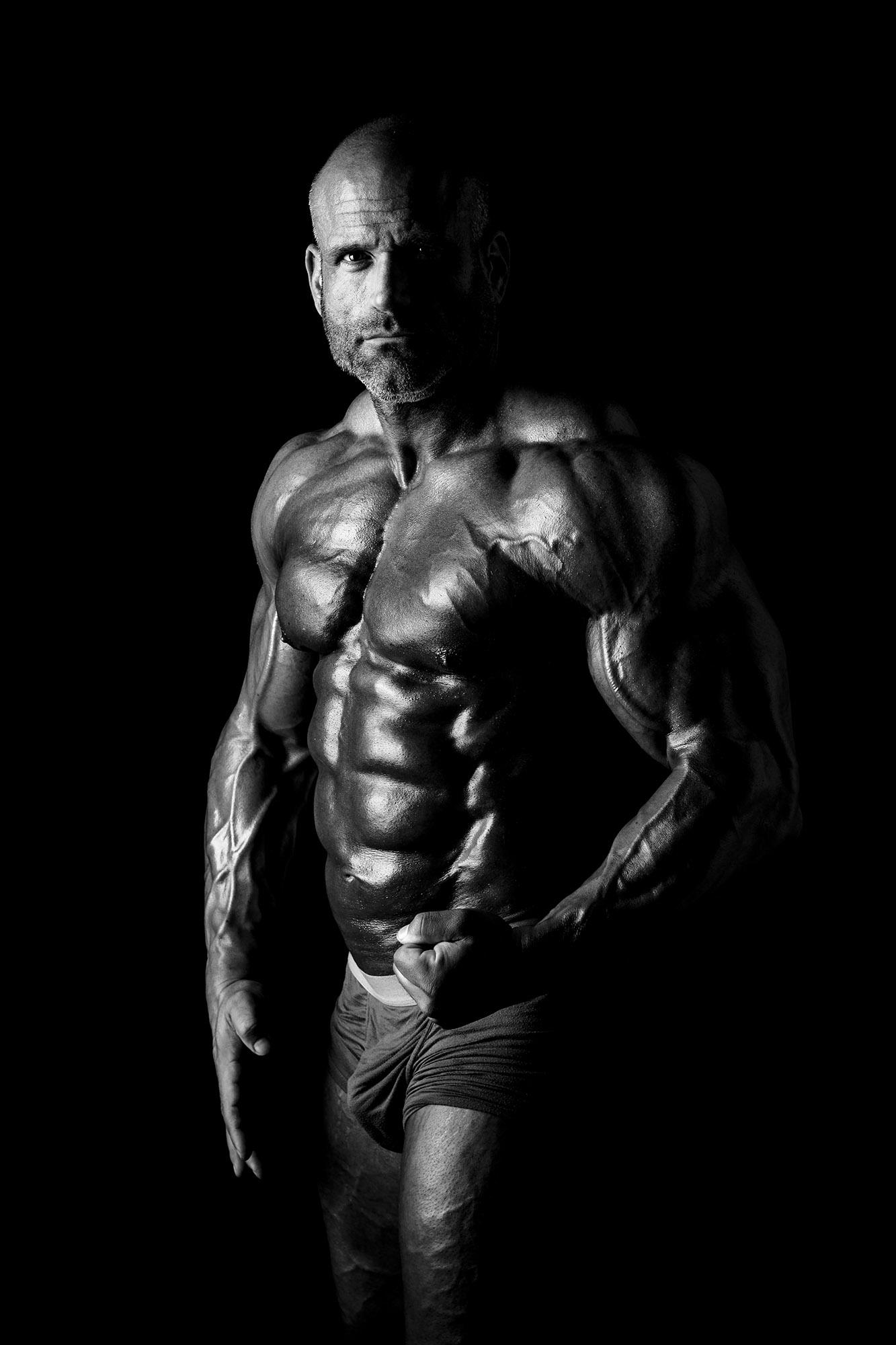 Photo of Male Bodybuilder