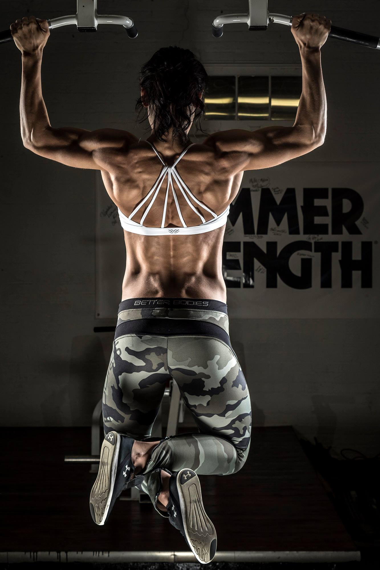 Women's Fitness and Muscle