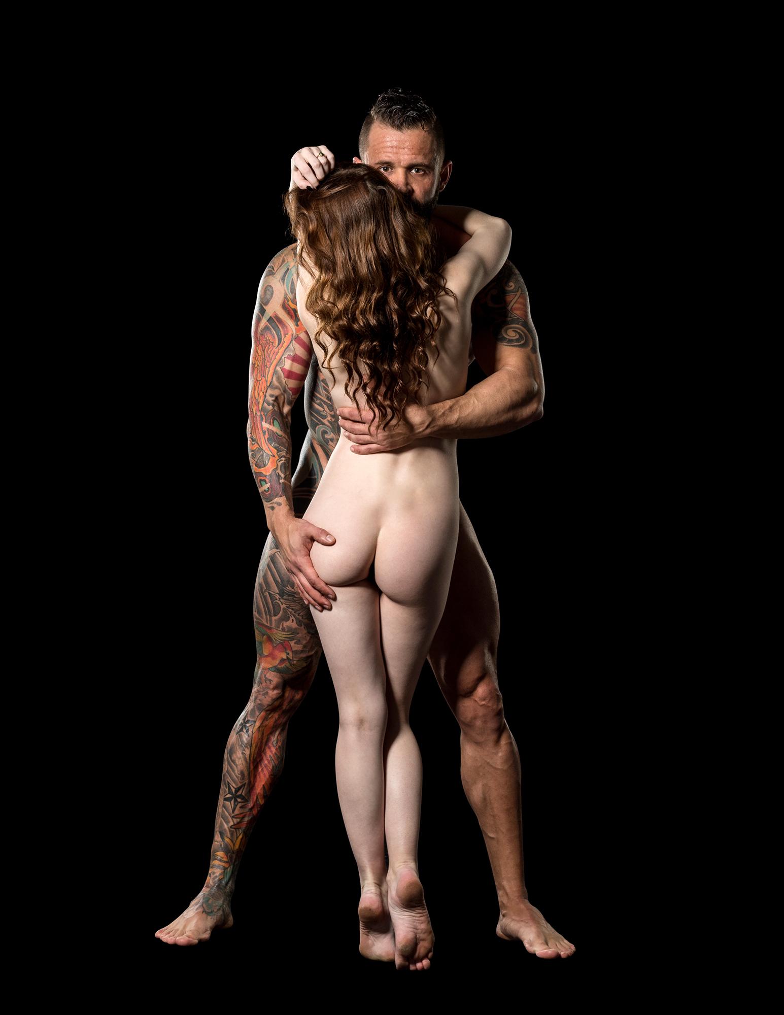 male-female-model-nude