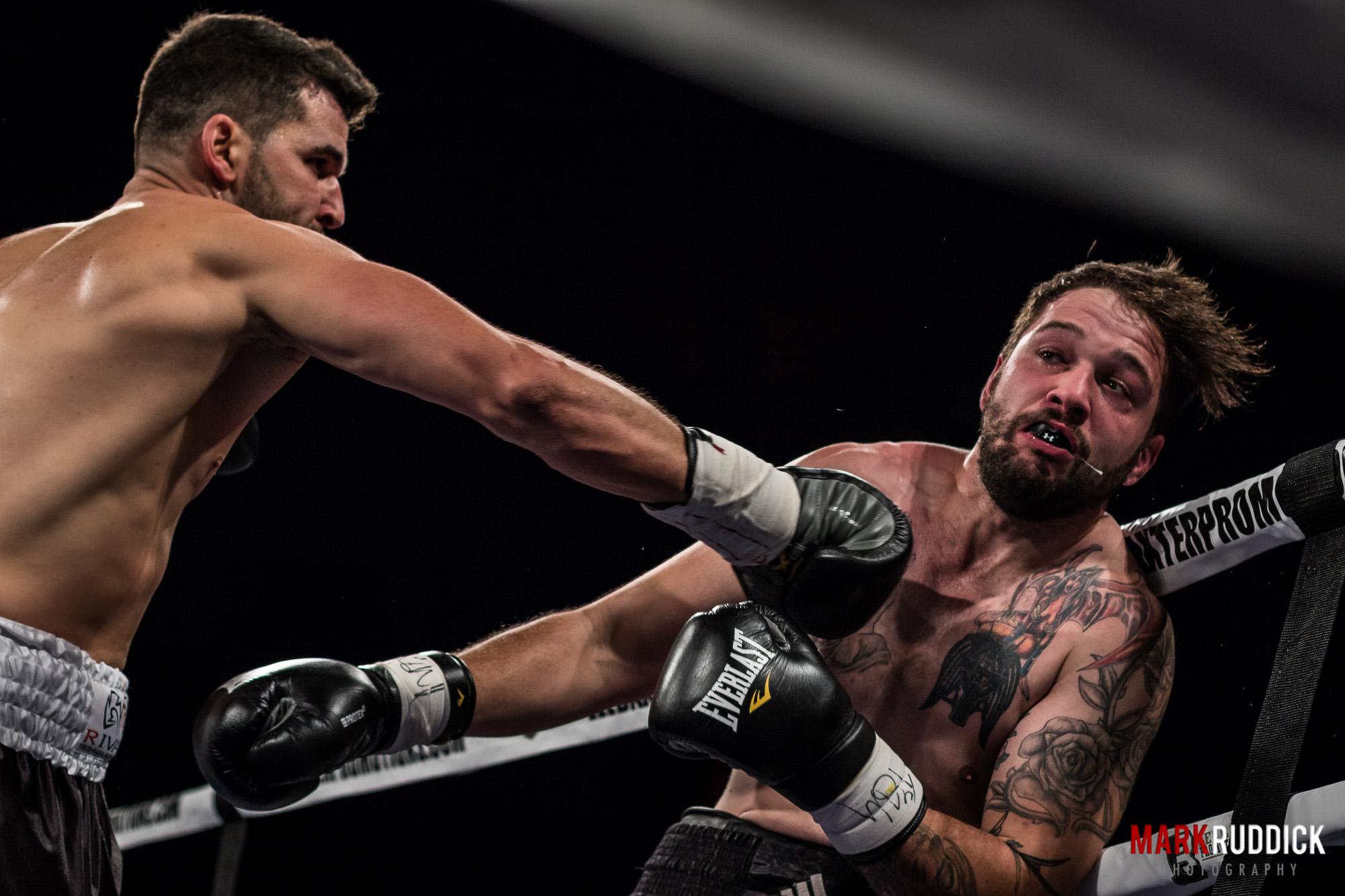 Bout #2 - Nick Fantauzzi vs Tyler O'Donnell