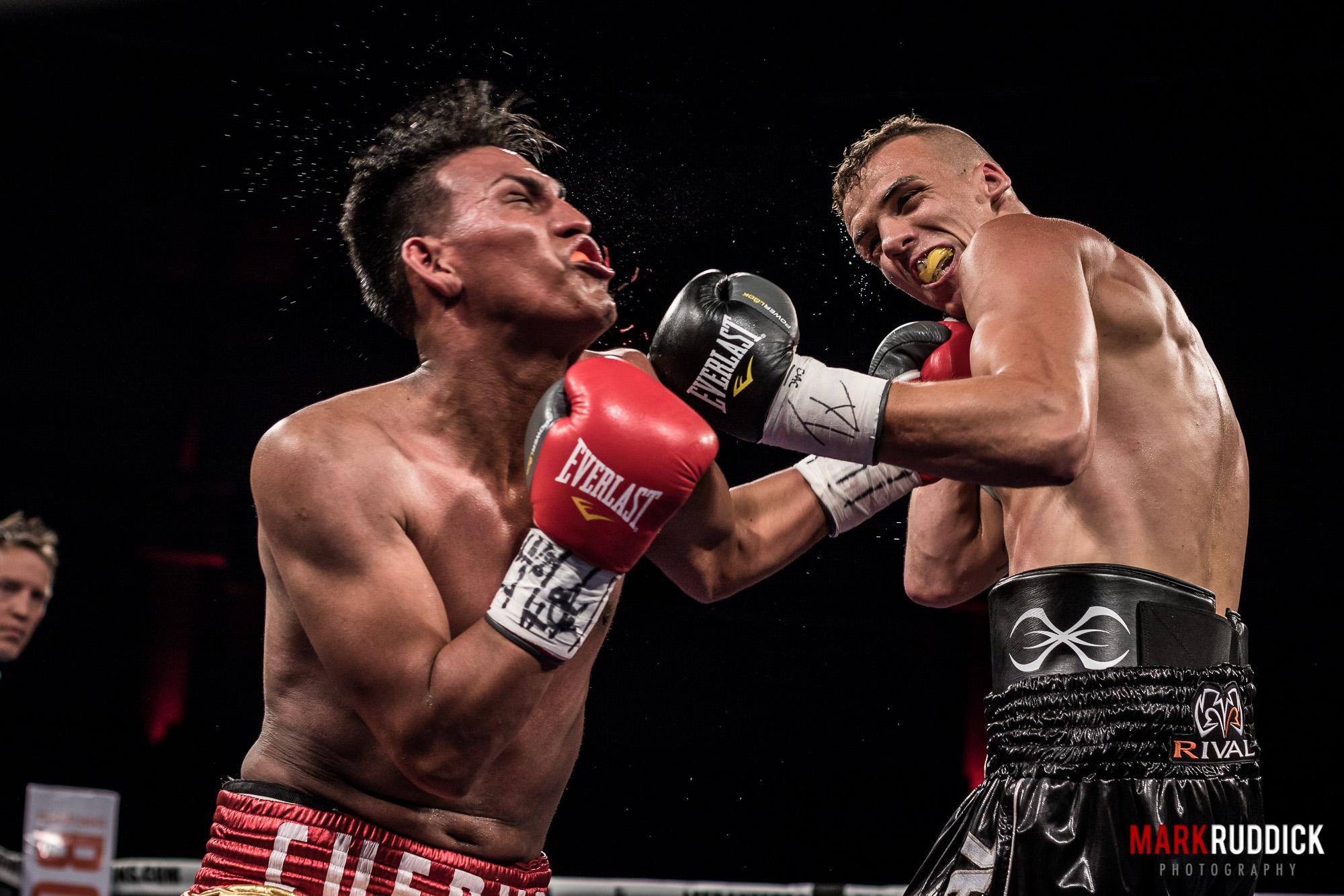 Bout #3 - Jessie Wilcox vs. Juan Carlos Chavira