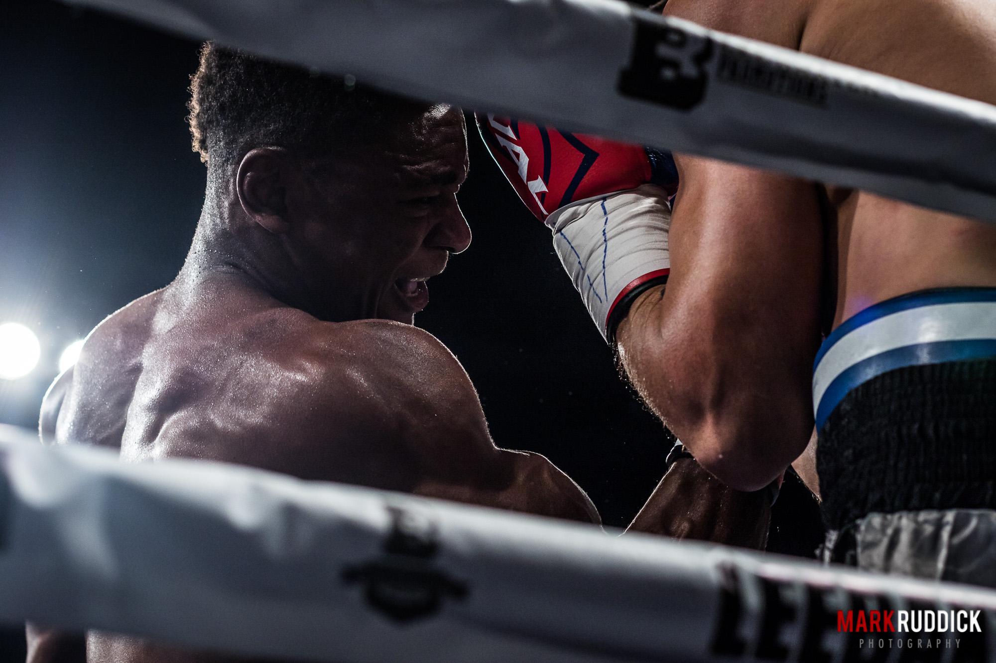 Bout #6 - Christian M'Billi vs Genaro Quiroga