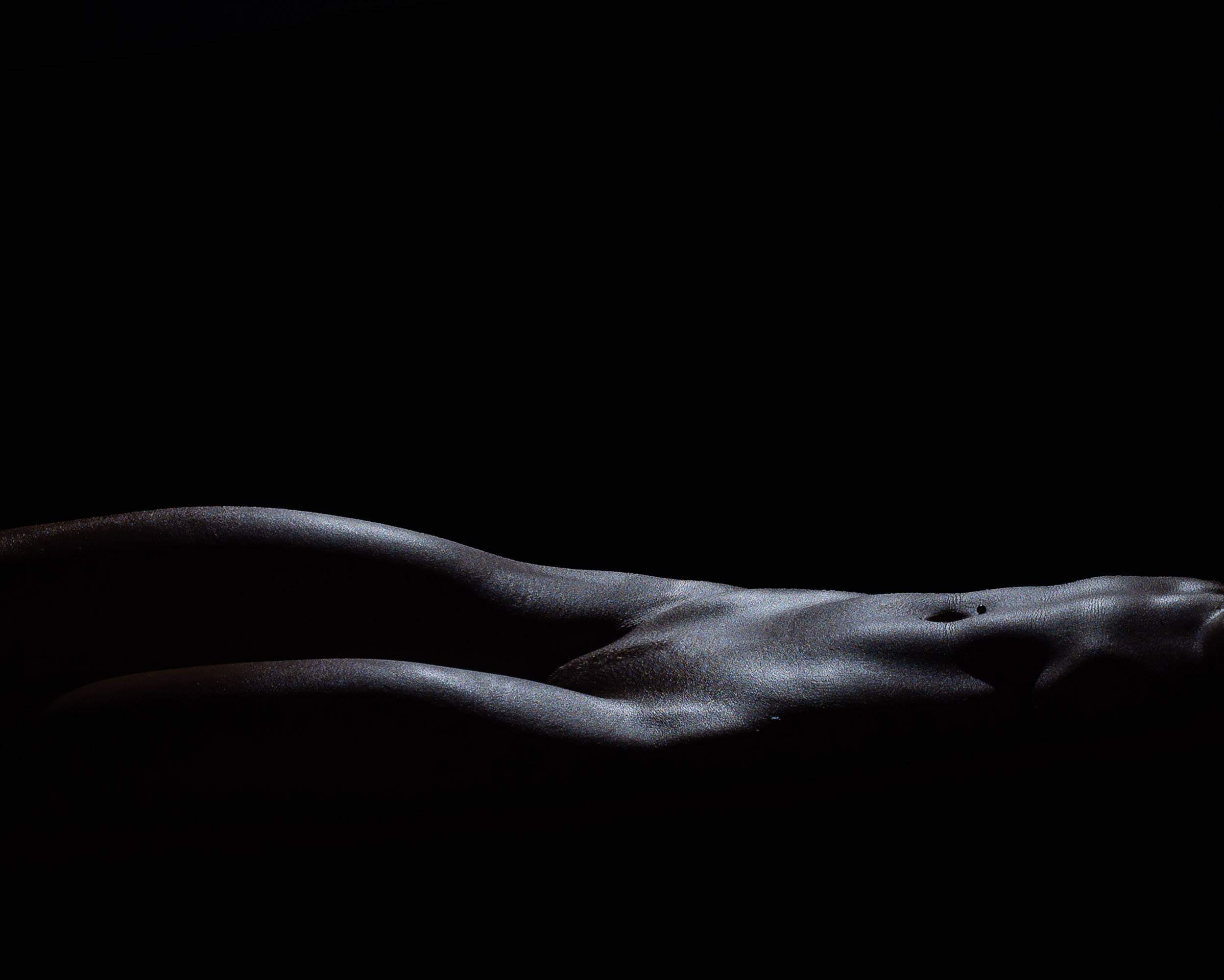 Bodyscape of the core.