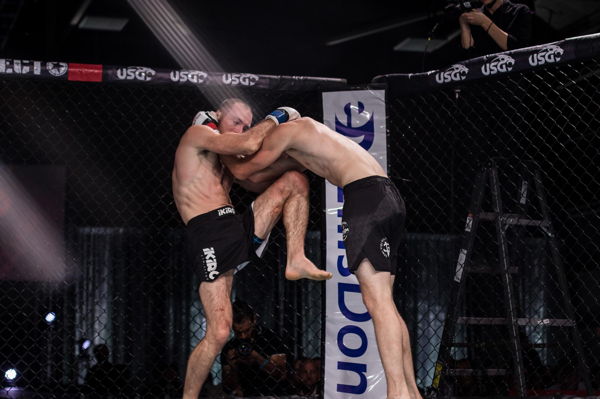 Fight #3 - Seth Connor vs. Ryan O'Shea