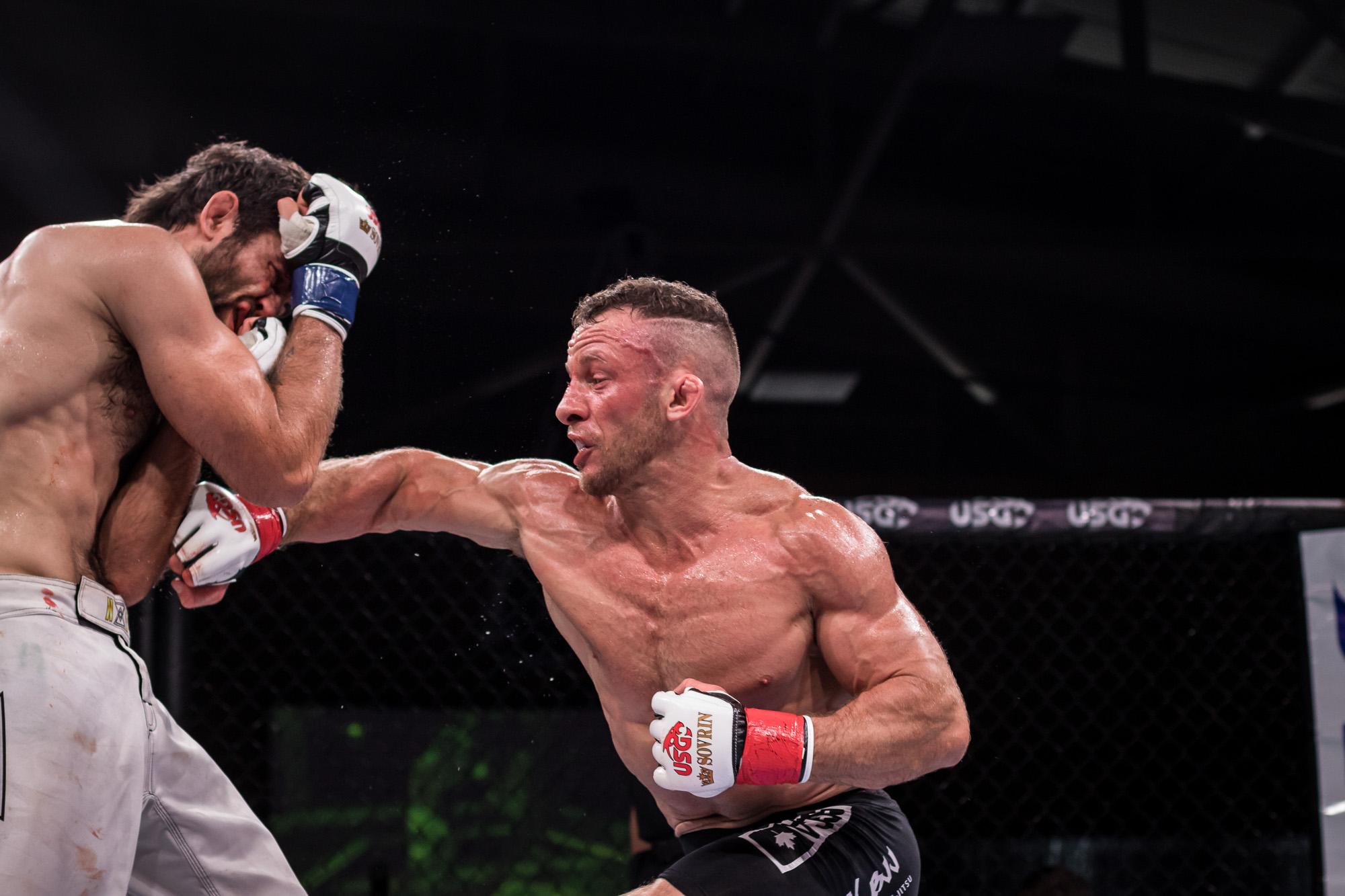 Fight #6 - Joel Paquette vs. Colton Boxell