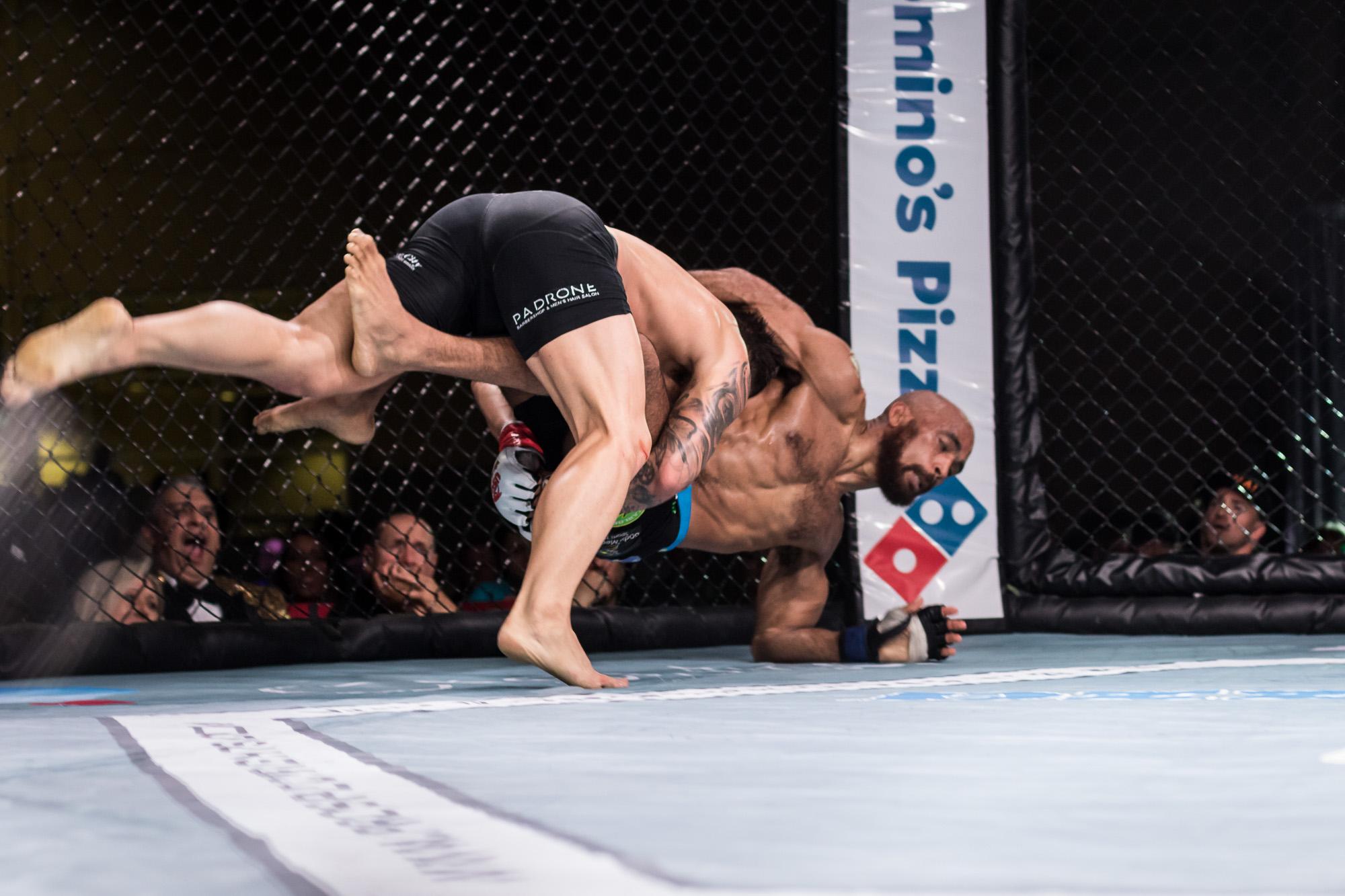 Fight #10 - TJ Laramie vs. Paris Stanford