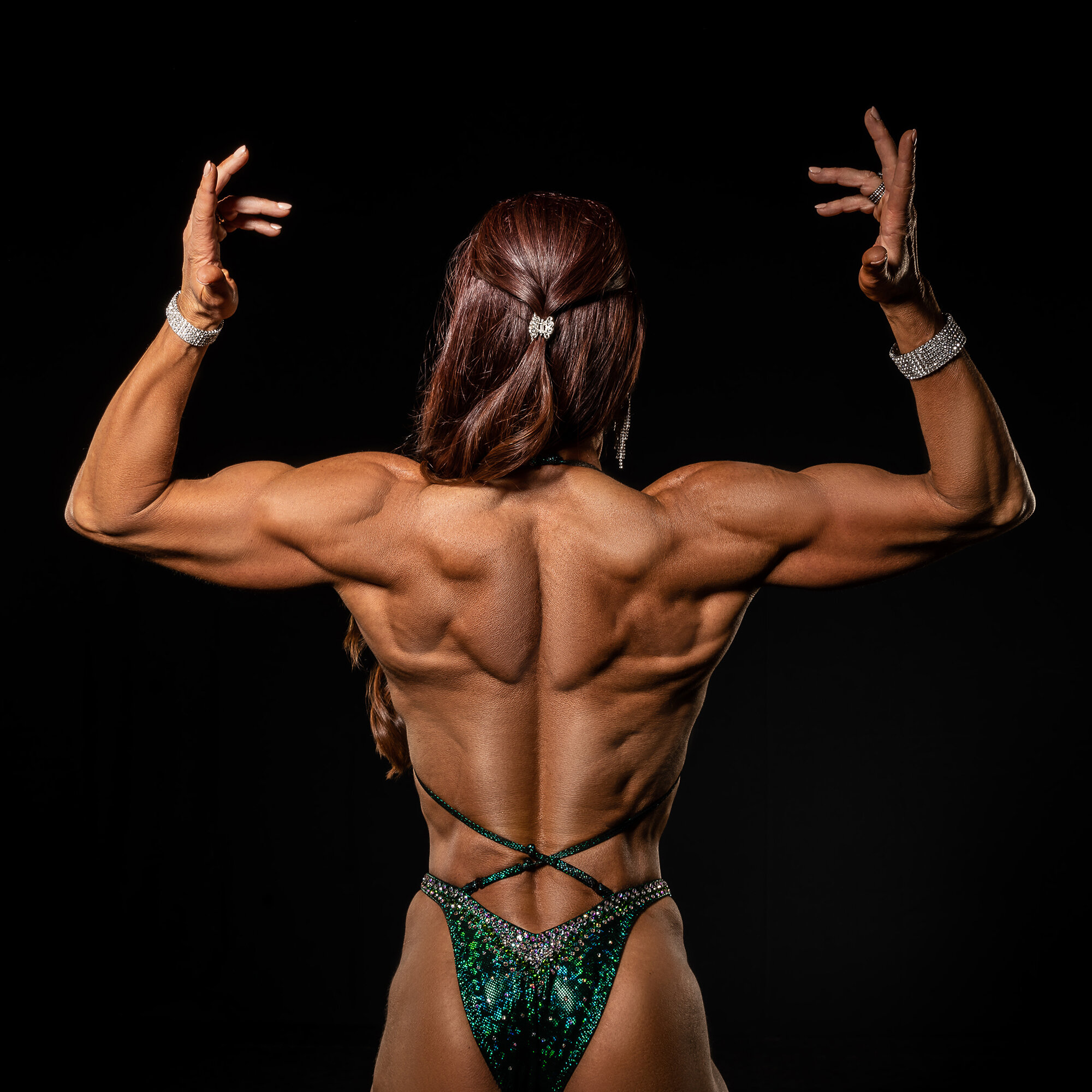 lady bodybuilding Review