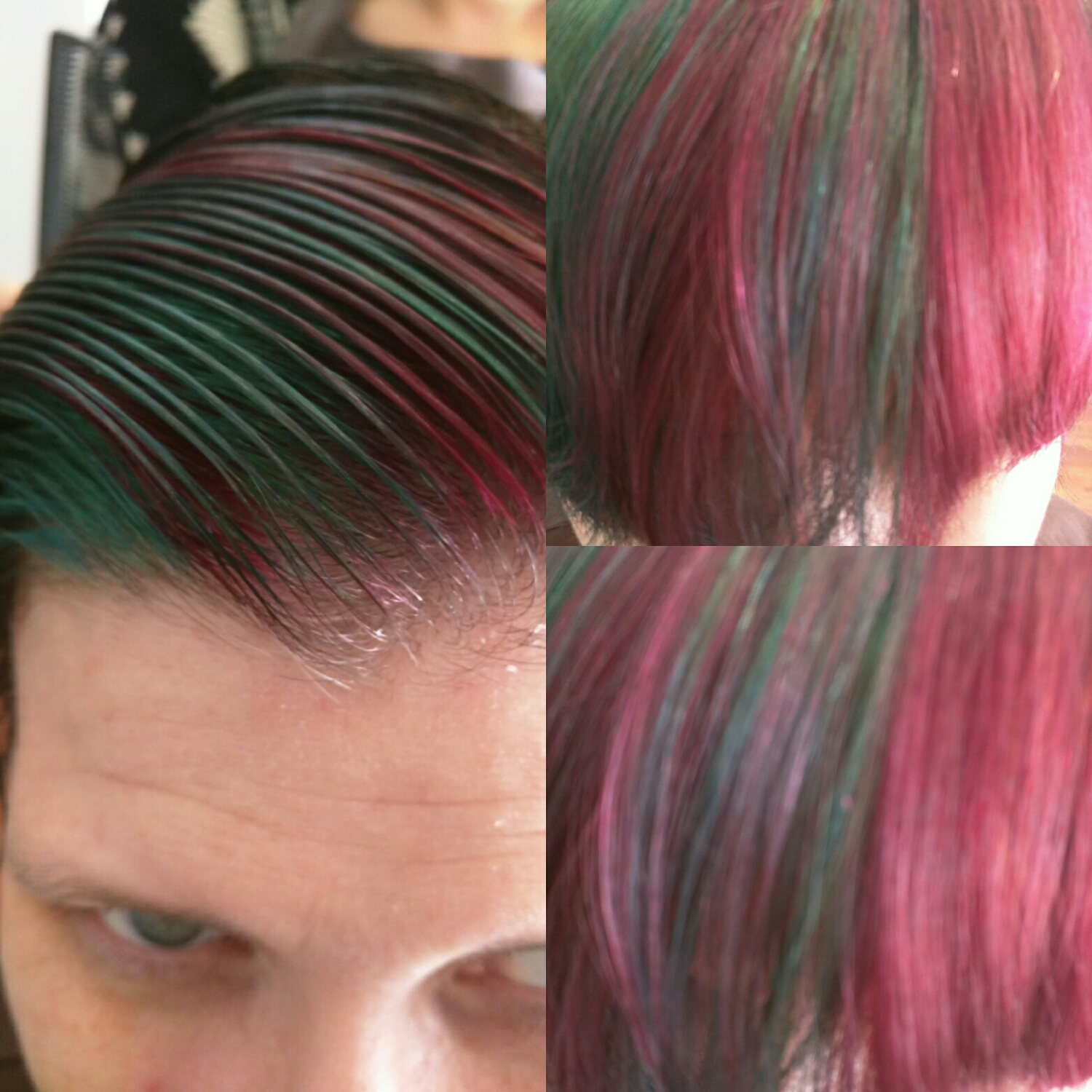 barcode new Sassoon technical colour