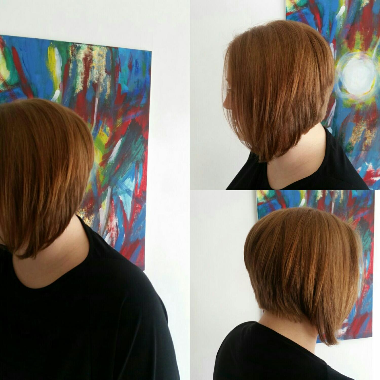 lucas s/s16 sassoon cut