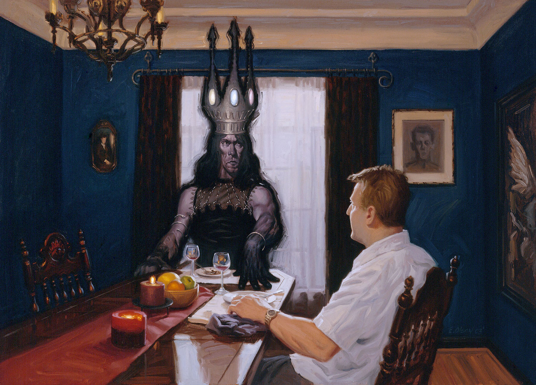 My Dinner With Morgoth