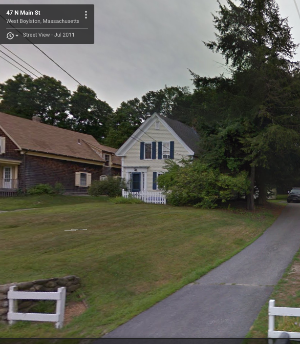 45 North Main St. West Boylston -sold- $182k (buy side)
