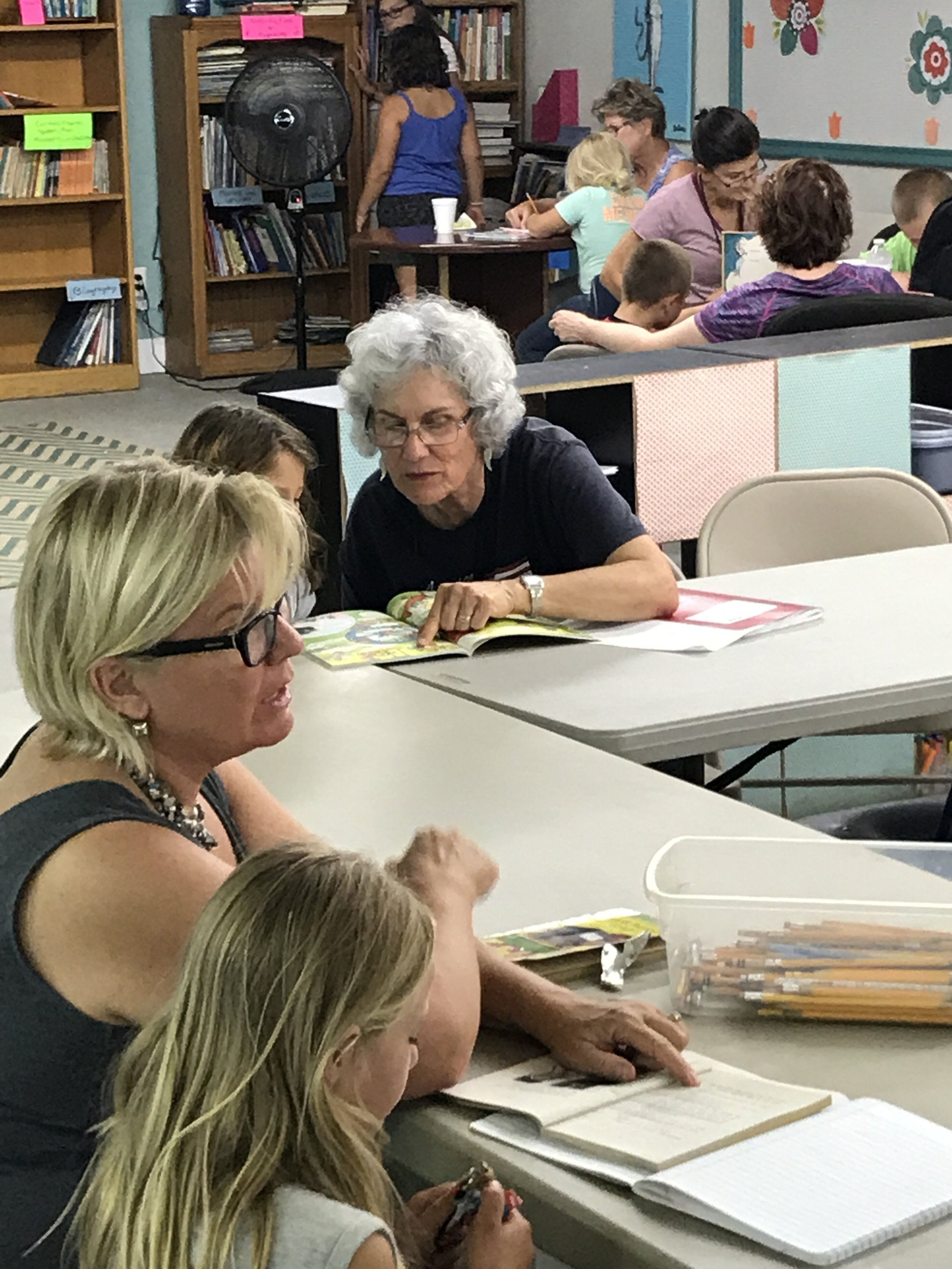 Homework Club - A ministry that provides children in the community access to loving assistance and supplies. For more information, please click the above Homework Club picture.