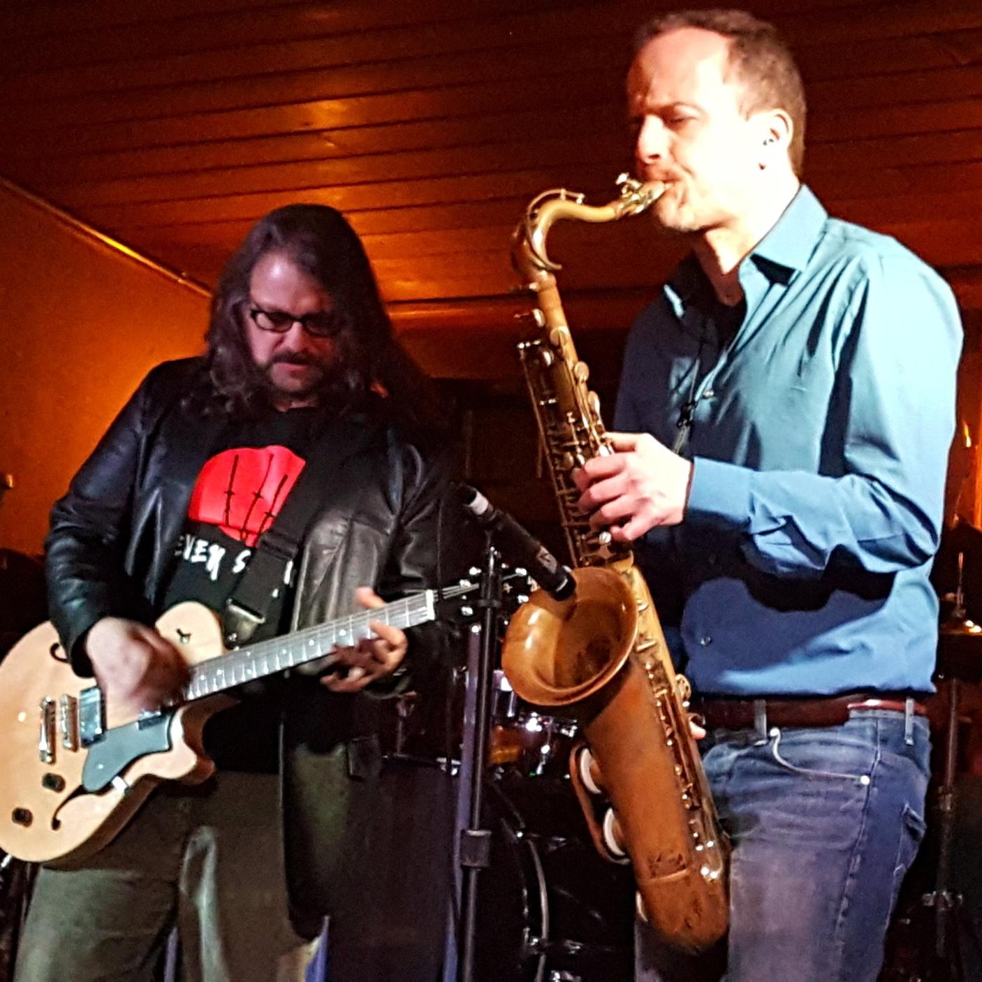 MICHAEL ZSOLDAS  Saxophone