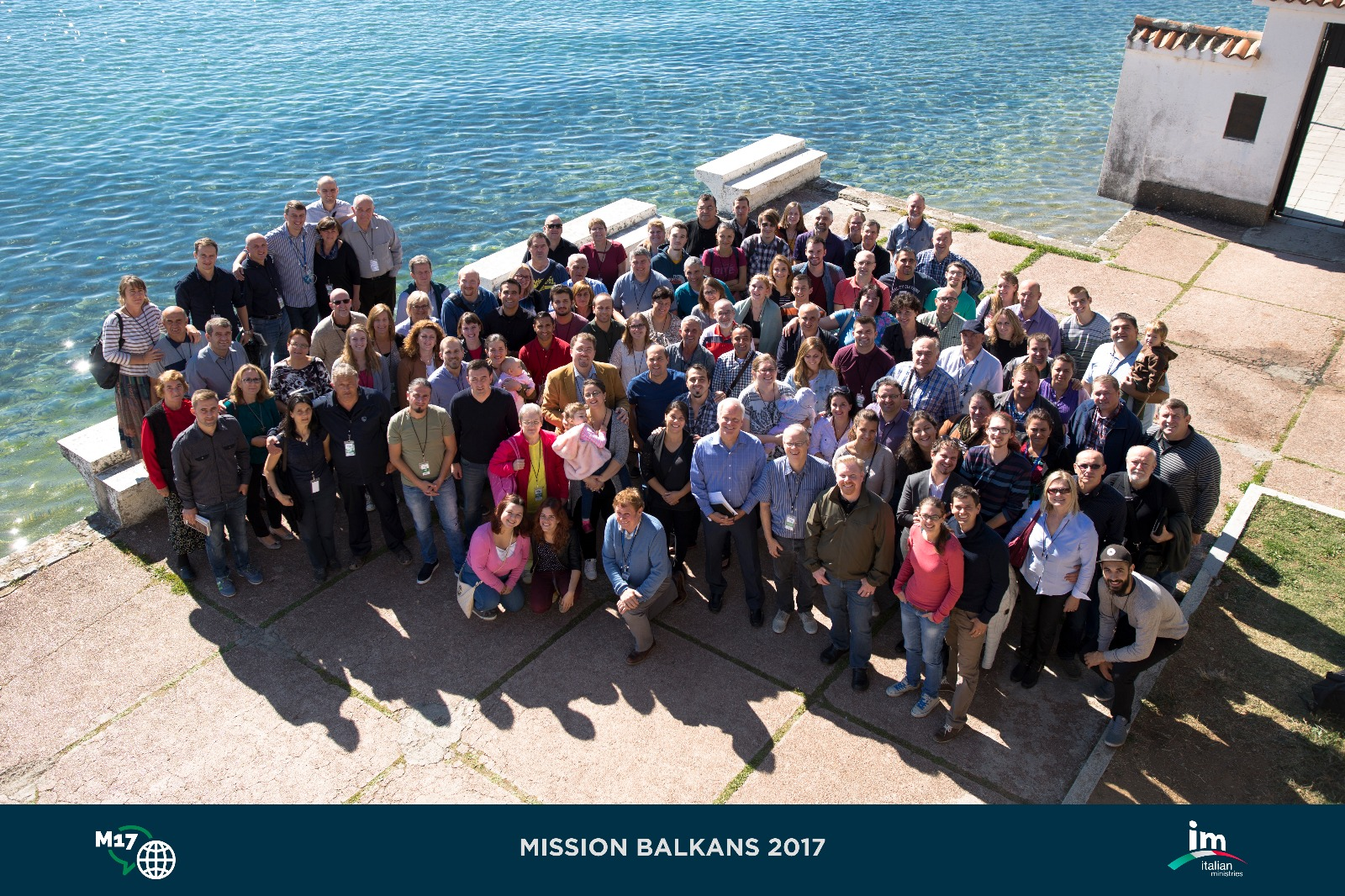 MISSION 2017 - A mission event in the Balkans!During September around 130 leaders met in Macedonia to prayerfully consider the challenge and opportunity of missions. The theme 'Passion for the word, passion for the world' was of great encouragement to all!CLICK HERE FOR FURTHER INFORMATION