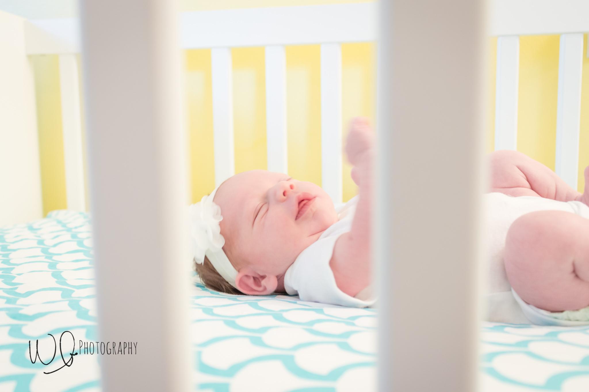 Lifestyle newborn pictures