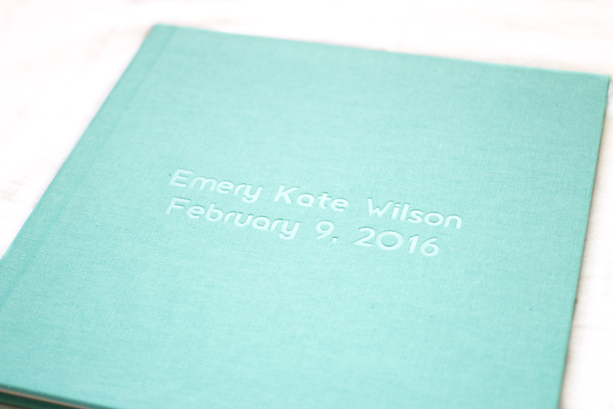 Sinature Photo Book, Whitney Bufton Photography products