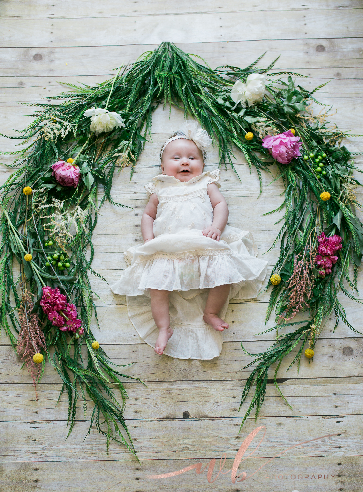 flower wreath pictures