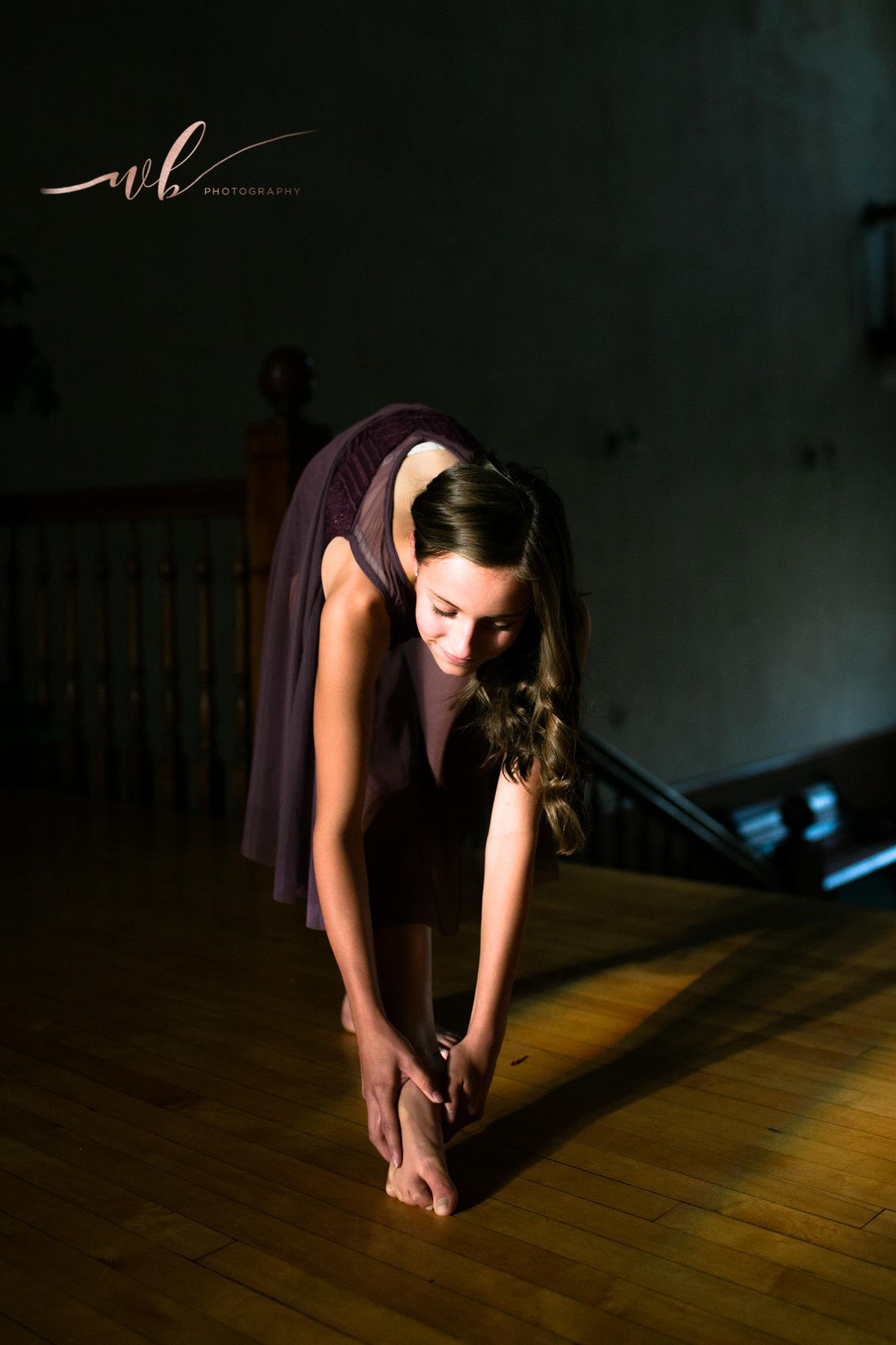 Payson Utah dance photography