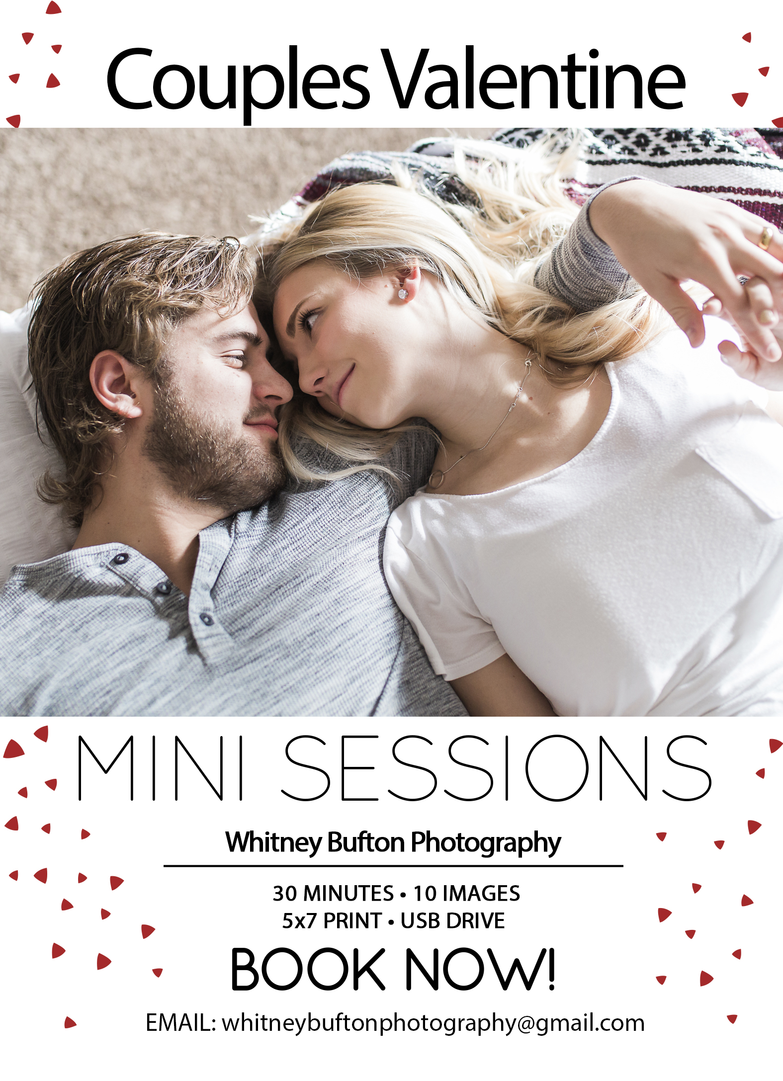 Couples Valentine Mini Session, Utah
