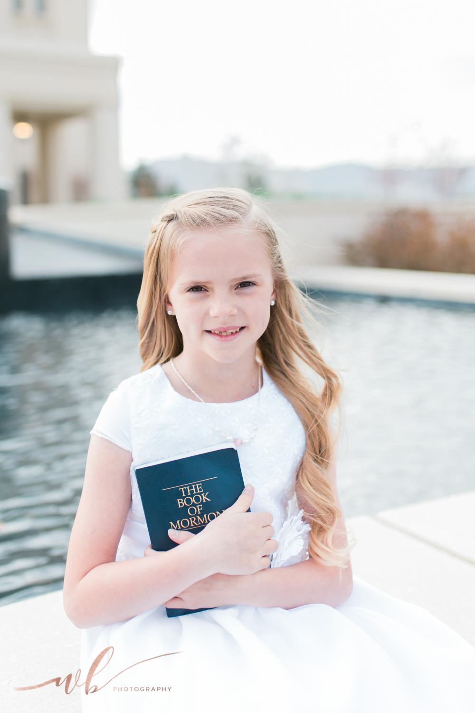 LDS baptism photos