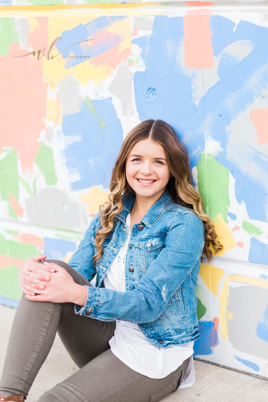 Provo Utah high school senior photographer