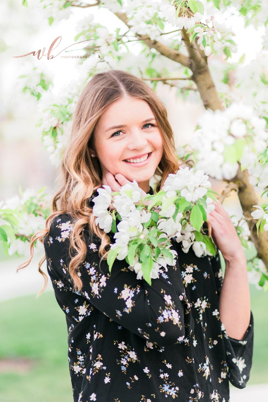 Spring photos in Utah County