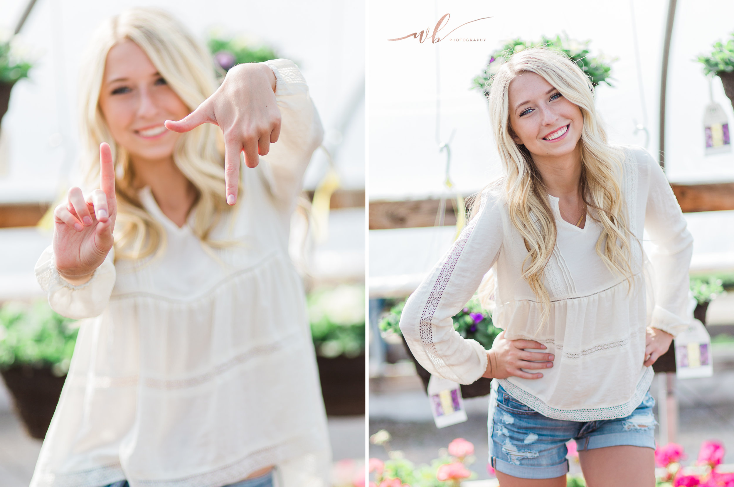 Utah county high school senior photographer