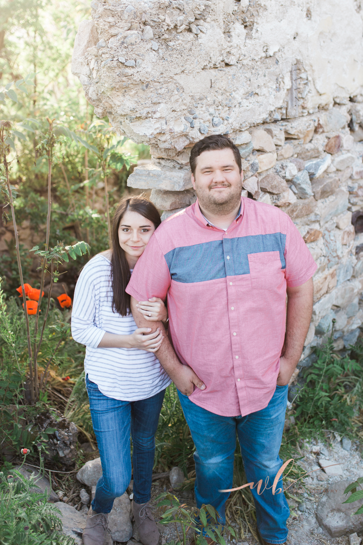 Utah county engagement photographer