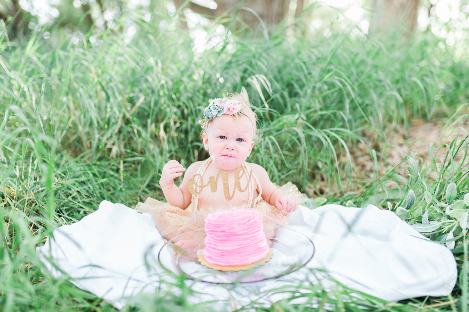 One year old birthday pictures