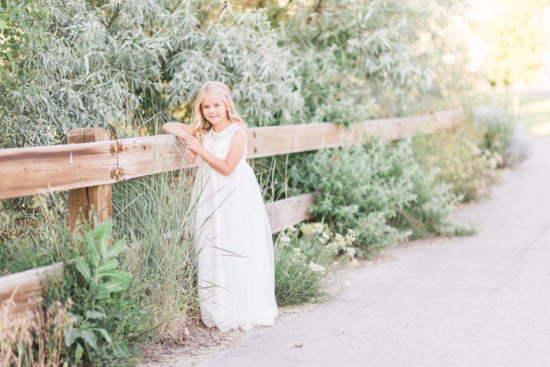 White dress photos
