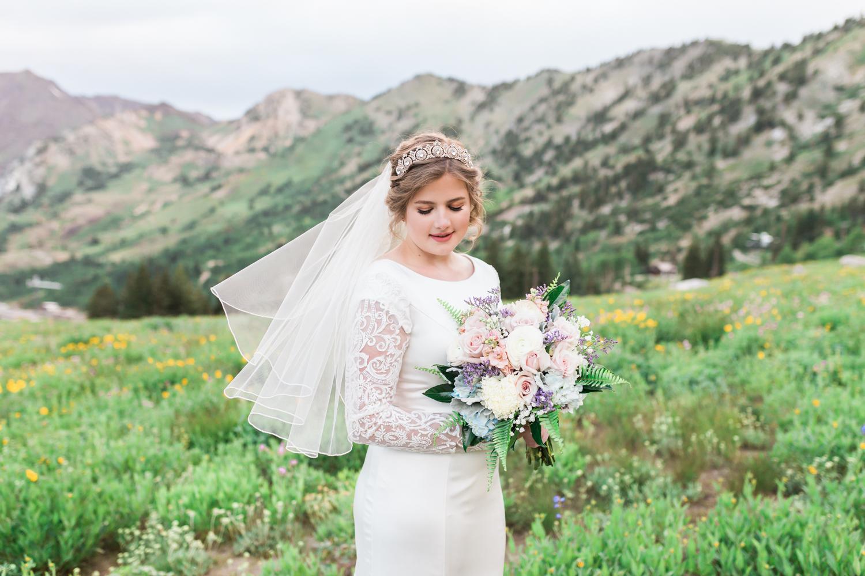 Provo Utah bride photos